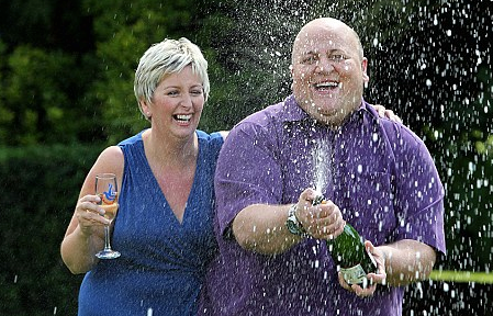 #1 EuroMillions Jackpot: Adrian and Gillian Bayford