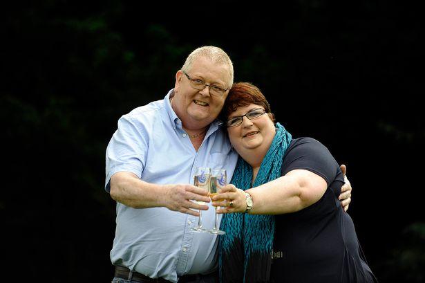 EuroMillions-Gewinner-Ehepaar Weird