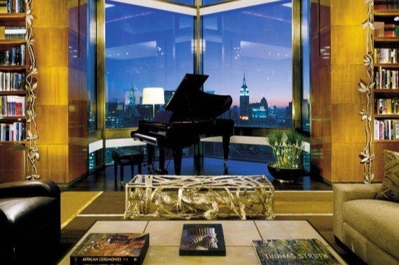 "Penthouse des ""Four Seasons"" in New York"