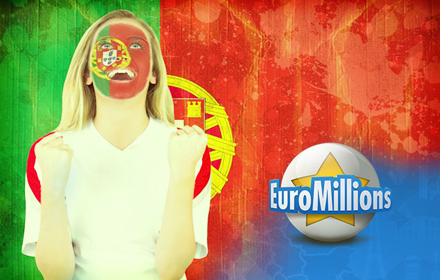 Portugal Scores EuroMillions Superdraw - Again!