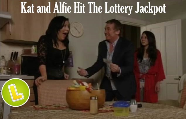 What's Next For Lottery Winners Kat & Alfie?