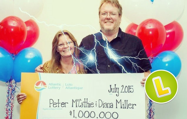 Lightning Strike Survivor Wins The Lottery