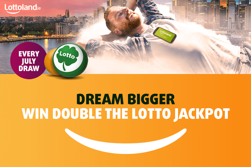 Double Lotto Jackpots for Ireland