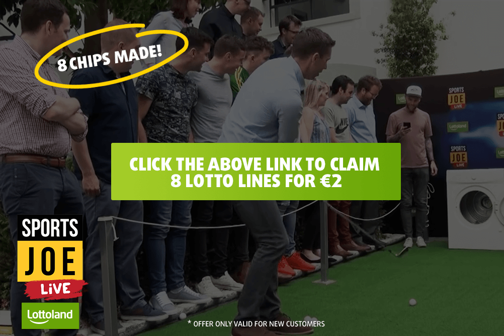 Lottoland Chipping Challenge