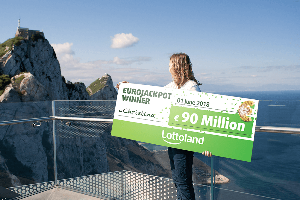 Cleaner Sweeps up a World Record €90M Win with Lottoland