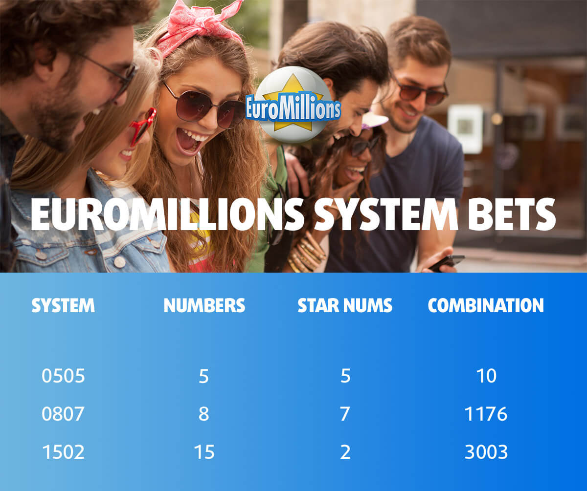 Learning about System Bets for Lotteries