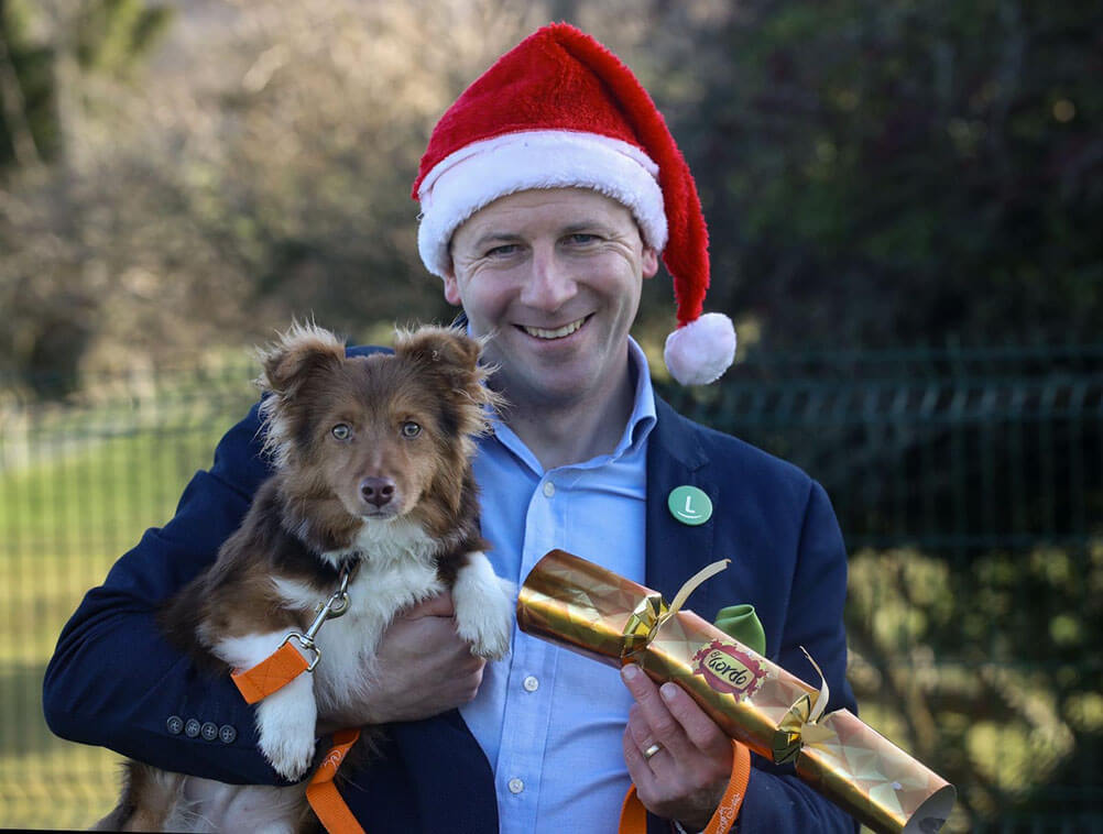 Lottoland and the DSPCA Christmas Foster Programme