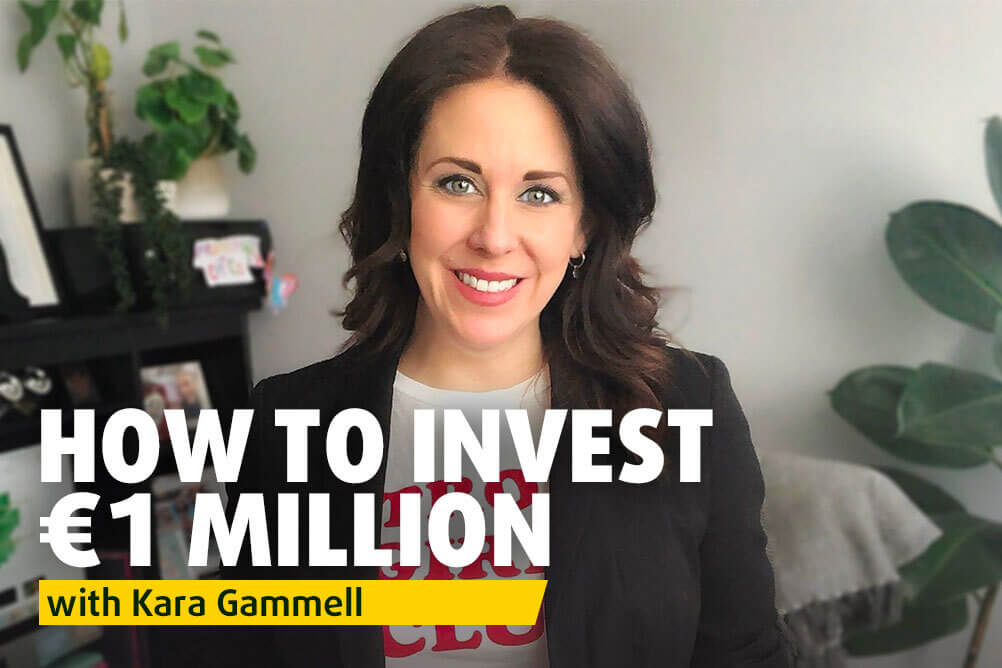 Kara Gammell - How to invest lottery winnings